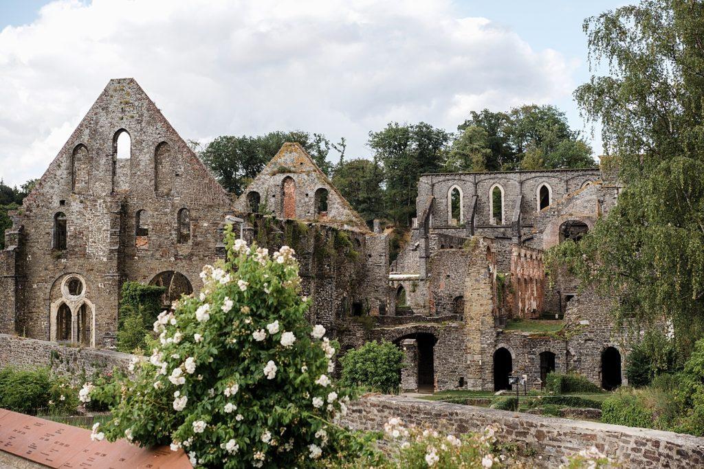 9km en forêt pour les ruines de Villers-la-ville 57