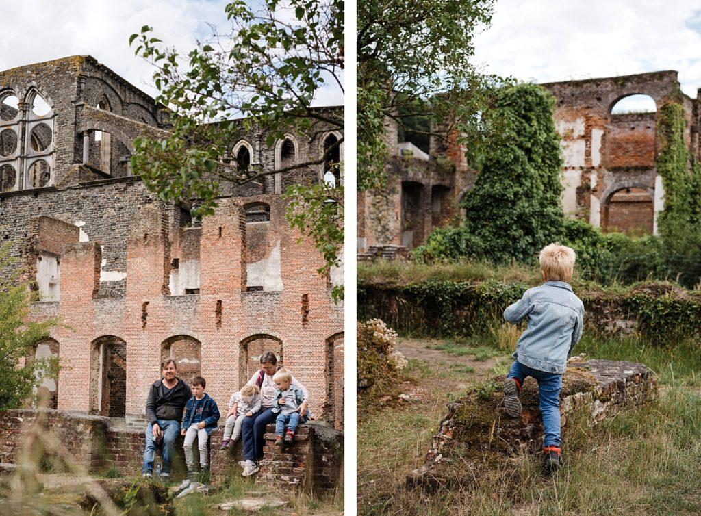 9km en forêt pour les ruines de Villers-la-ville 46