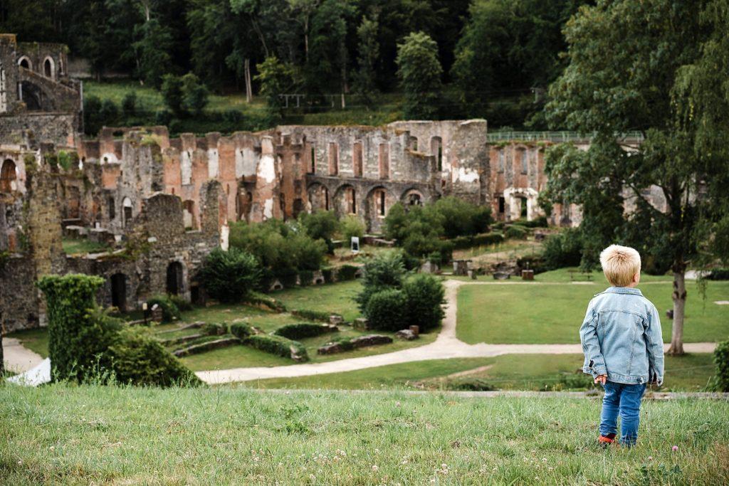 9km en forêt pour les ruines de Villers-la-ville 58