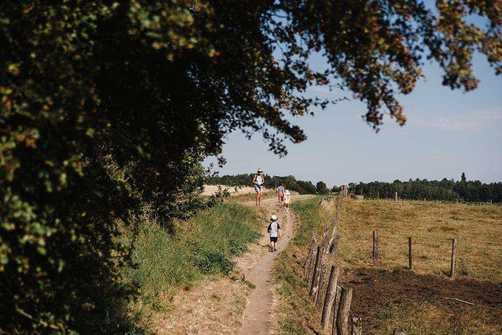 Le sentier de l'étrange à Ellezelles avec Totemus 35