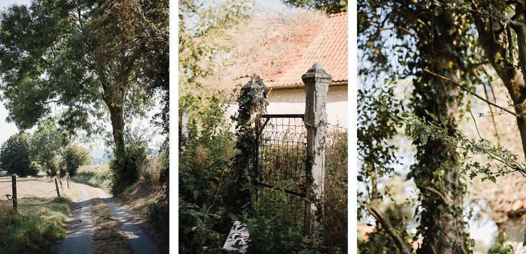 Le sentier de l'étrange à Ellezelles avec Totemus 51