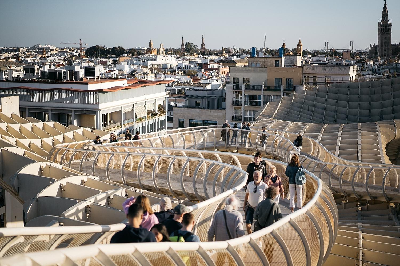 Escapade en amoureux à Séville en Andalousie 54