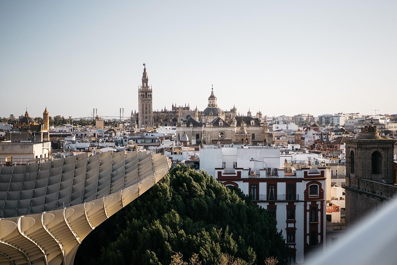 Escapade en amoureux à Séville en Andalousie 58
