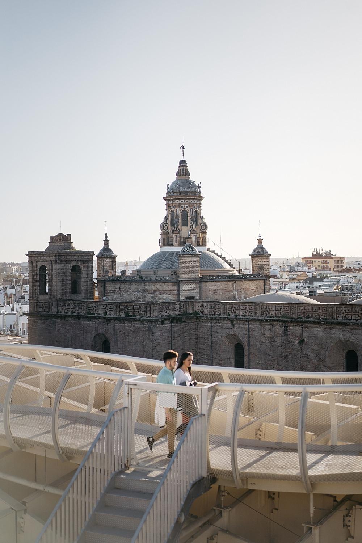 Escapade en amoureux à Séville en Andalousie 57