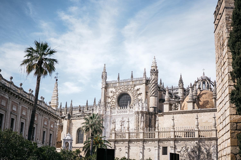 Escapade en amoureux à Séville en Andalousie 31