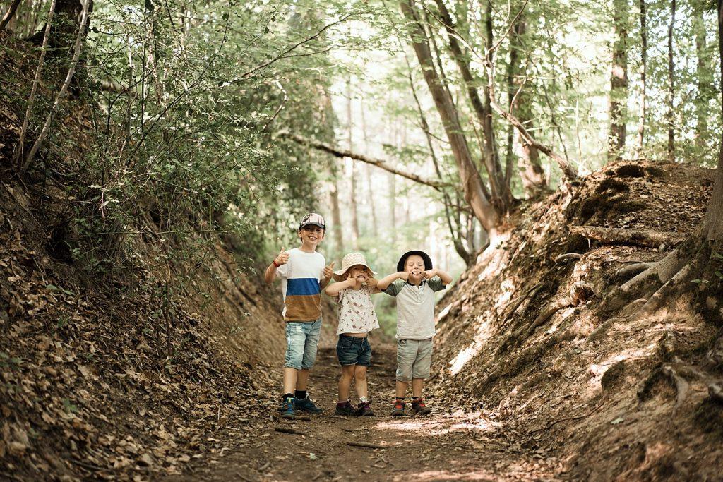 Chasse au trésor ou comment motiver les enfants à faire des randonnées 69