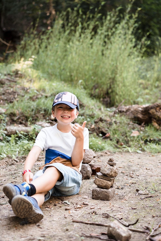 Chasse au trésor ou comment motiver les enfants à faire des randonnées 72