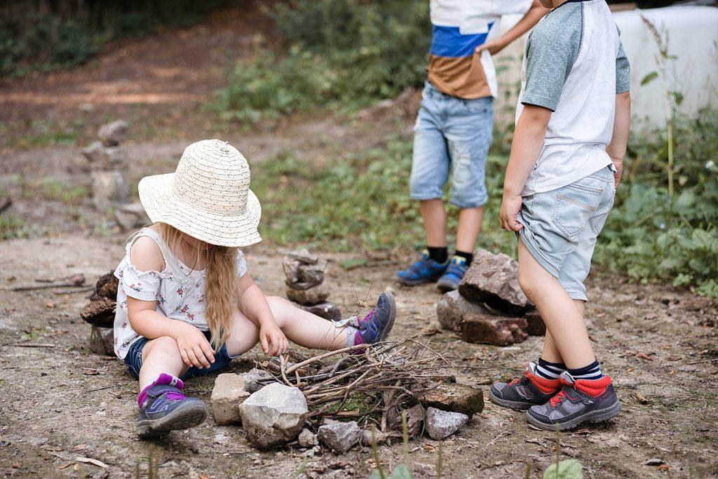 Chasse au trésor ou comment motiver les enfants à faire des randonnées 71