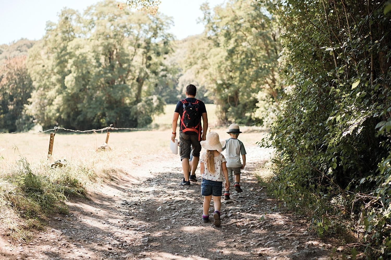 Chasse au trésor ou comment motiver les enfants à faire des randonnées