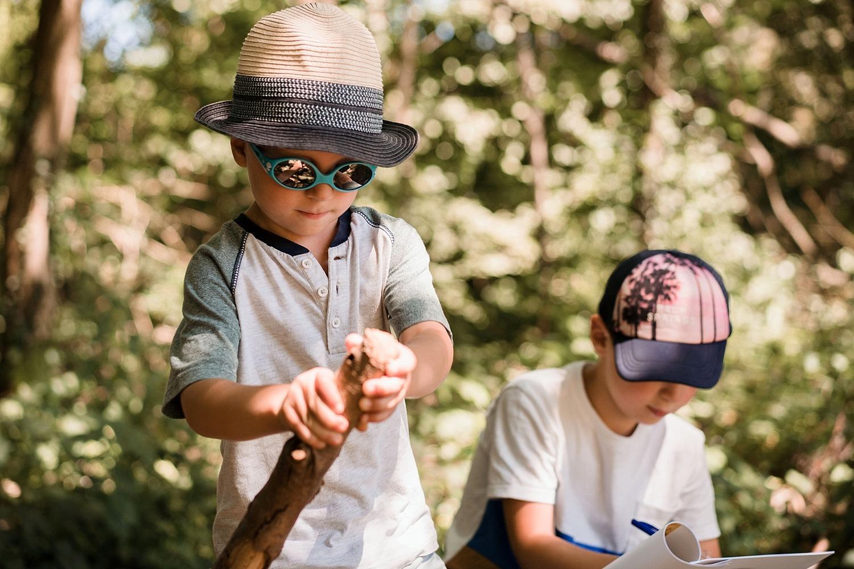 Chasse au trésor ou comment motiver les enfants à faire des randonnées 8