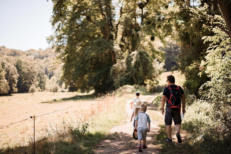 Chasse au trésor ou comment motiver les enfants à faire des randonnées 11