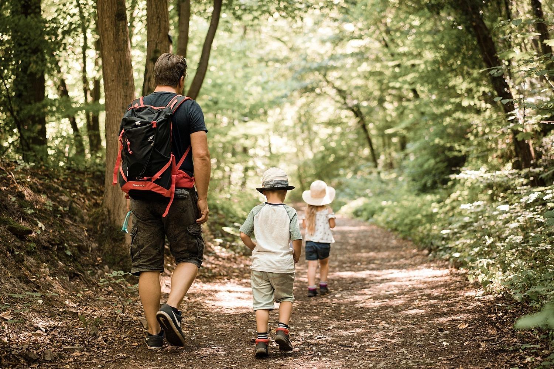 Chasse au trésor ou comment motiver les enfants à faire des randonnées 16