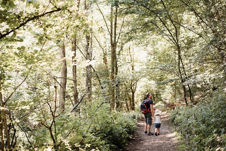 Chasse au trésor ou comment motiver les enfants à faire des randonnées 26