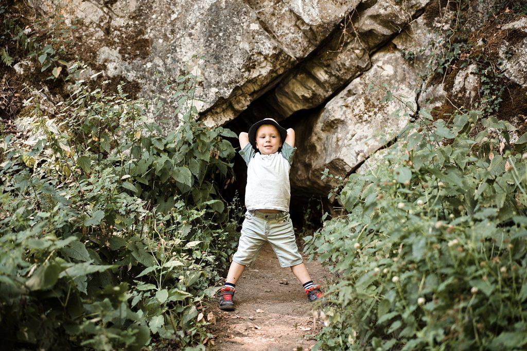 Chasse au trésor ou comment motiver les enfants à faire des randonnées 28