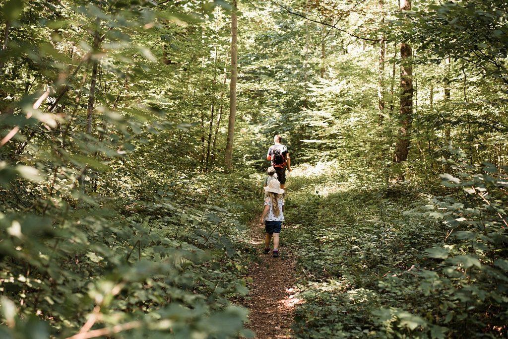 Chasse au trésor ou comment motiver les enfants à faire des randonnées 33