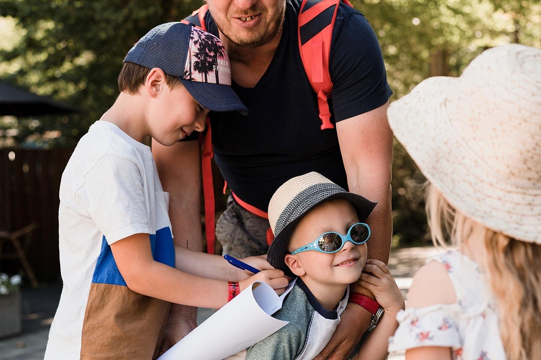 Chasse au trésor ou comment motiver les enfants à faire des randonnées 4