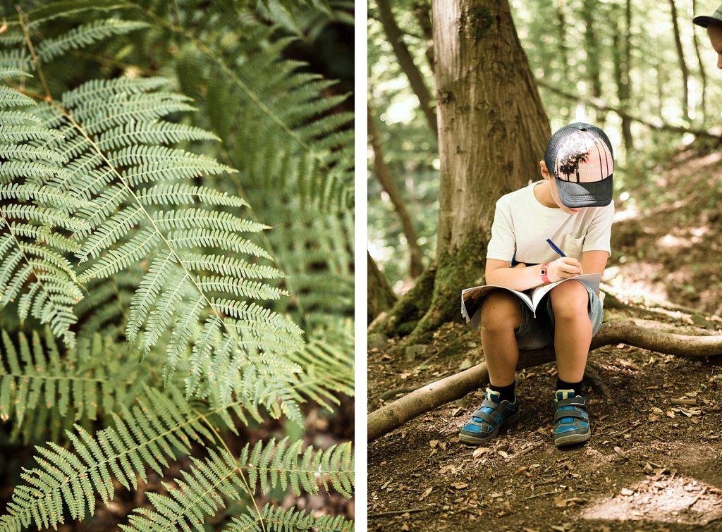 Chasse au trésor ou comment motiver les enfants à faire des randonnées 45