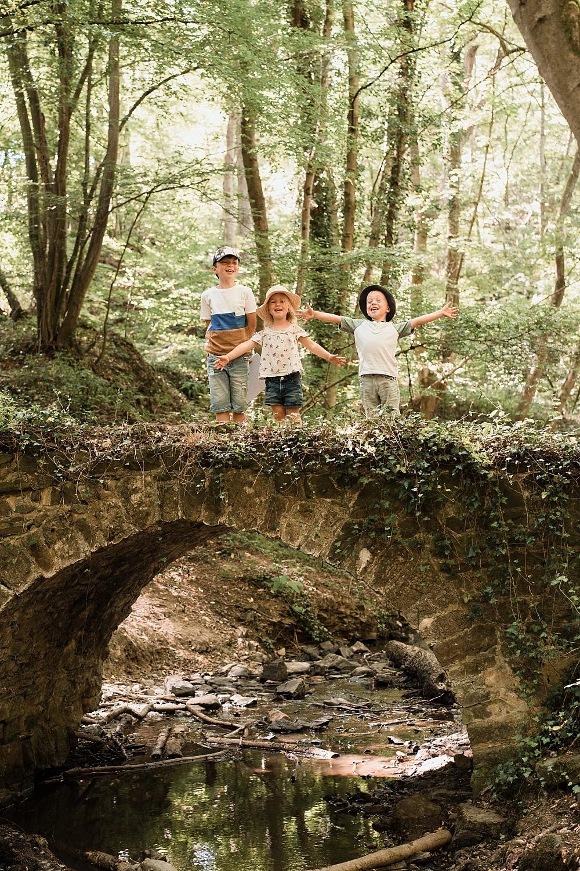 Chasse au trésor ou comment motiver les enfants à faire des randonnées 53