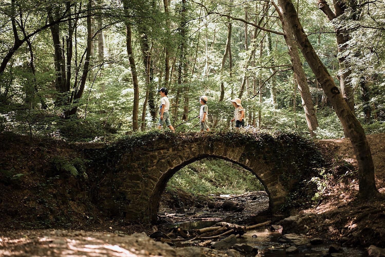 Chasse au trésor ou comment motiver les enfants à faire des randonnées 47