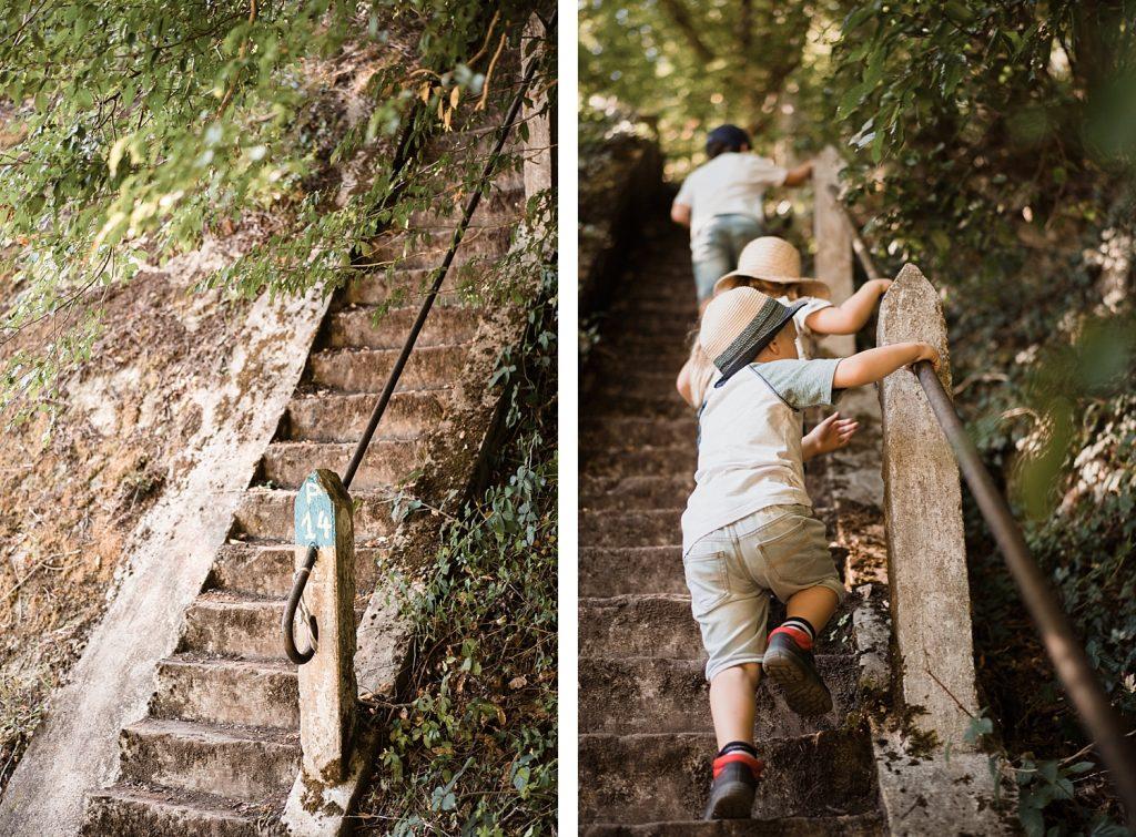 Chasse au trésor ou comment motiver les enfants à faire des randonnées 54