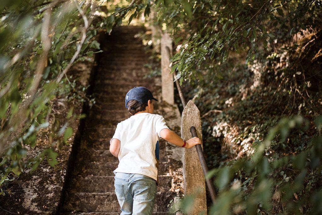 Chasse au trésor ou comment motiver les enfants à faire des randonnées 55