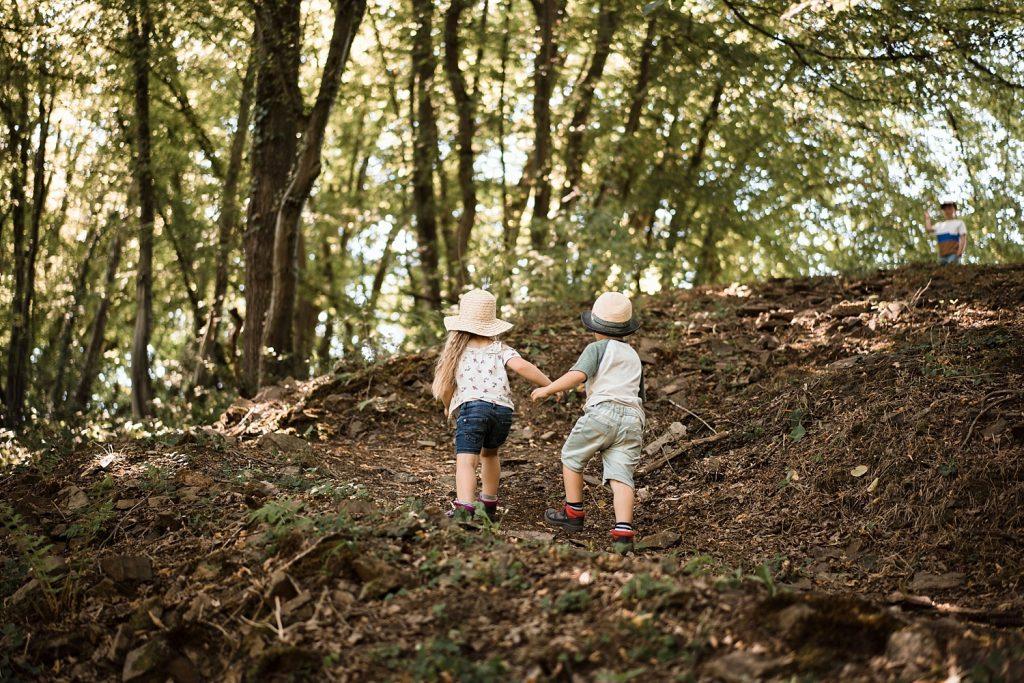 Chasse au trésor ou comment motiver les enfants à faire des randonnées 57