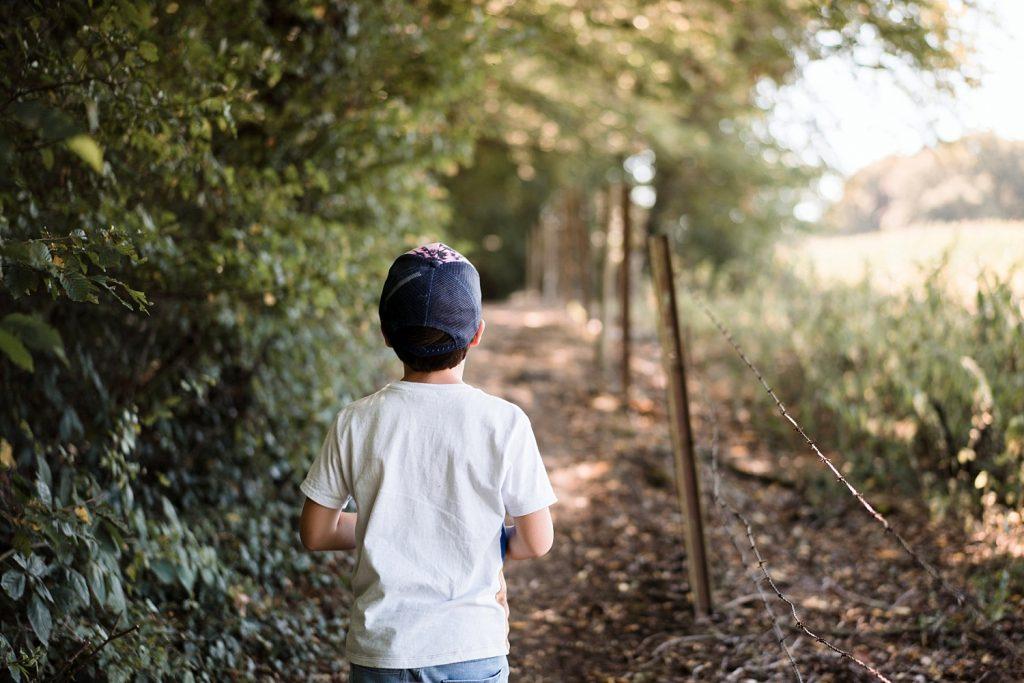 Chasse au trésor ou comment motiver les enfants à faire des randonnées 59