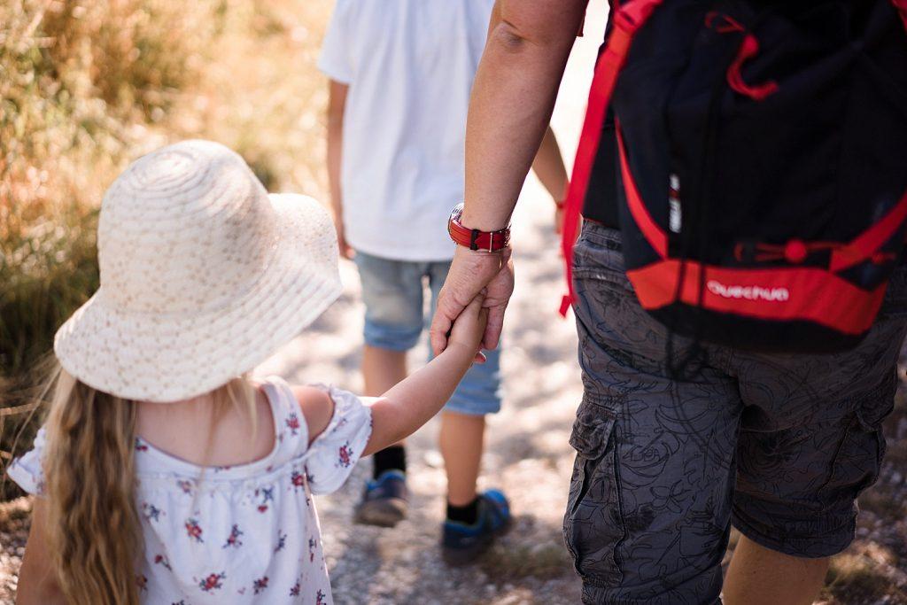 Chasse au trésor ou comment motiver les enfants à faire des randonnées 61
