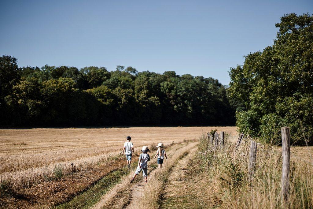 Chasse au trésor ou comment motiver les enfants à faire des randonnées 64