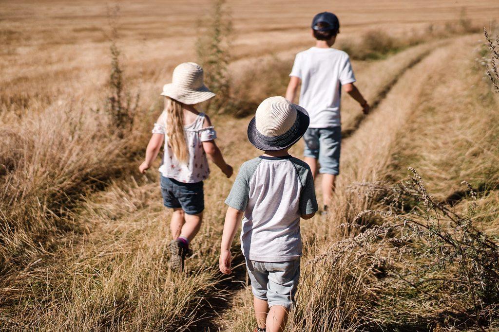 Chasse au trésor ou comment motiver les enfants à faire des randonnées 65