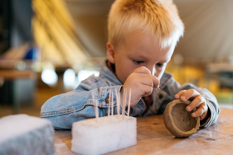 Prehistomuseum - ateliers poterie