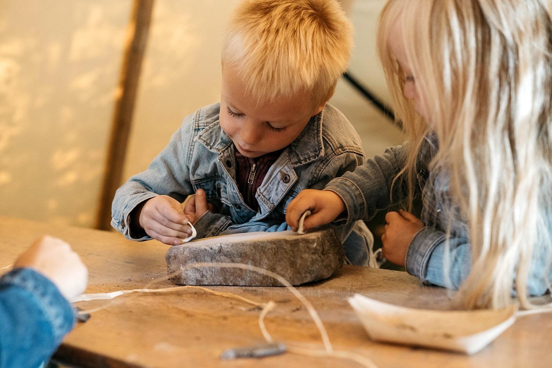 Prehistomuseum - ateliers bijouterie