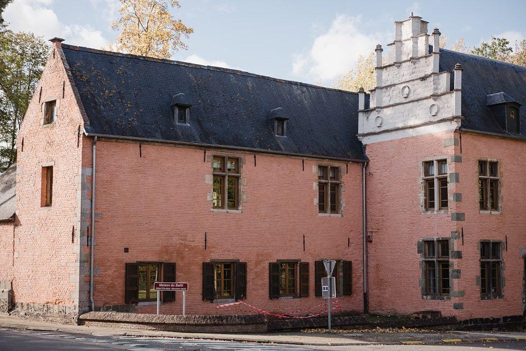 Braine-le-Château - office du tourisme - maison du Bailli