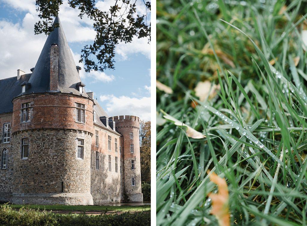 Braine-le-Château - chateau des Comtes de Hornes