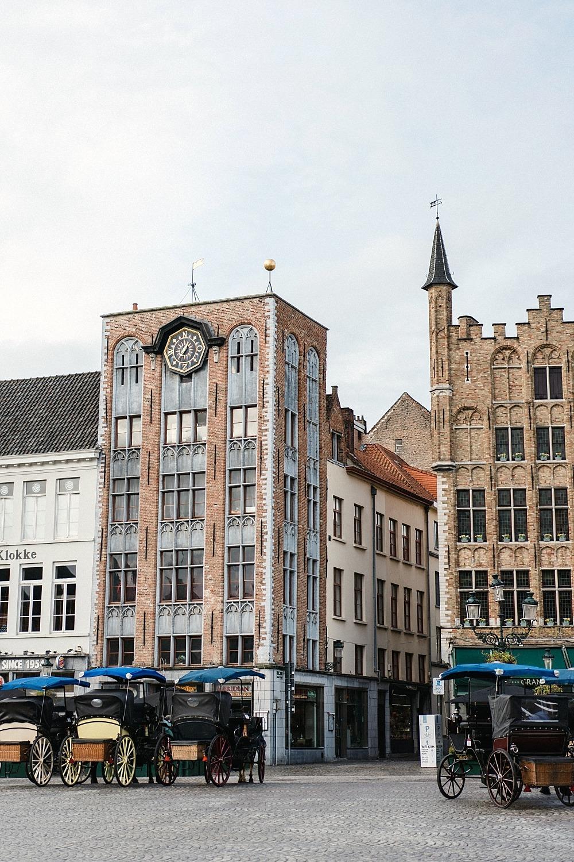Bruges - maison Bouchoute