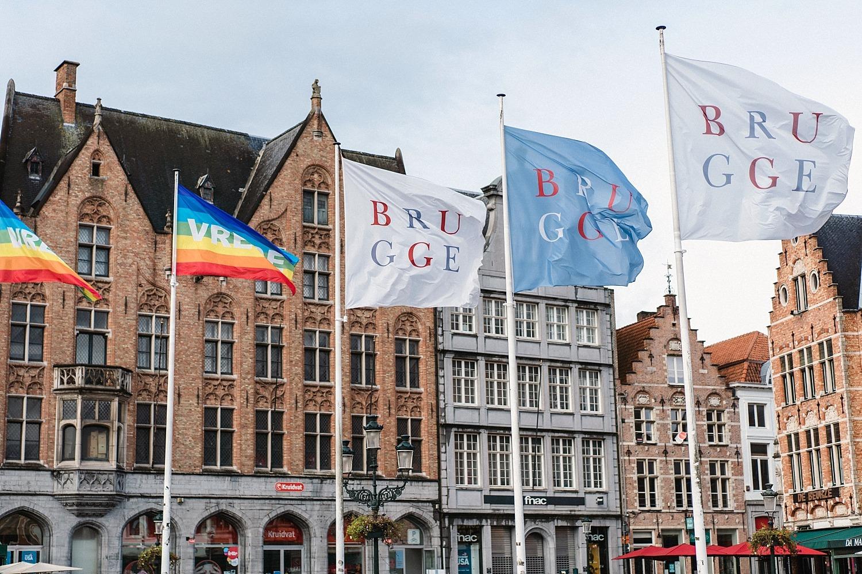 Bruges - Grote Markt
