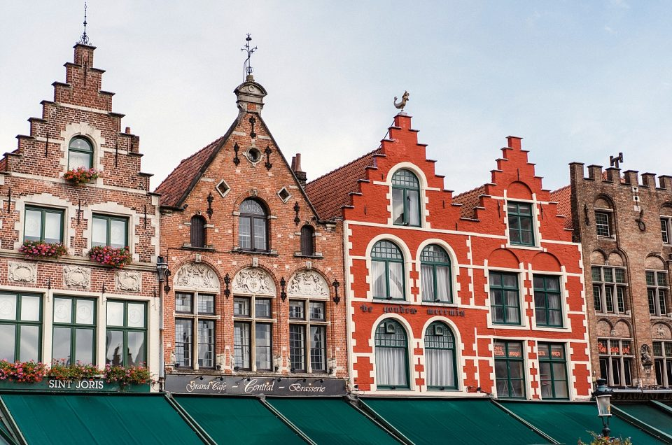 Bruges, 15 raisons de tomber amoureux