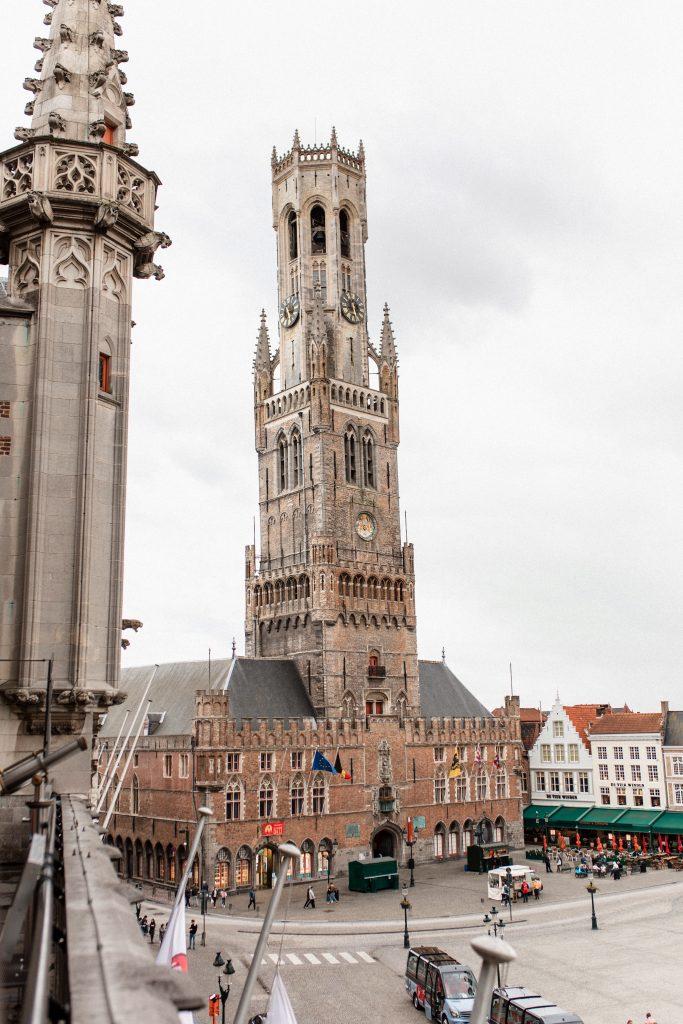 Bruges - beffroi