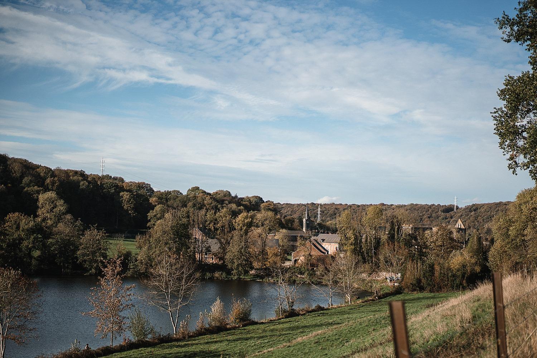 Randonnée autour de l'Abbaye d'Aulne 39