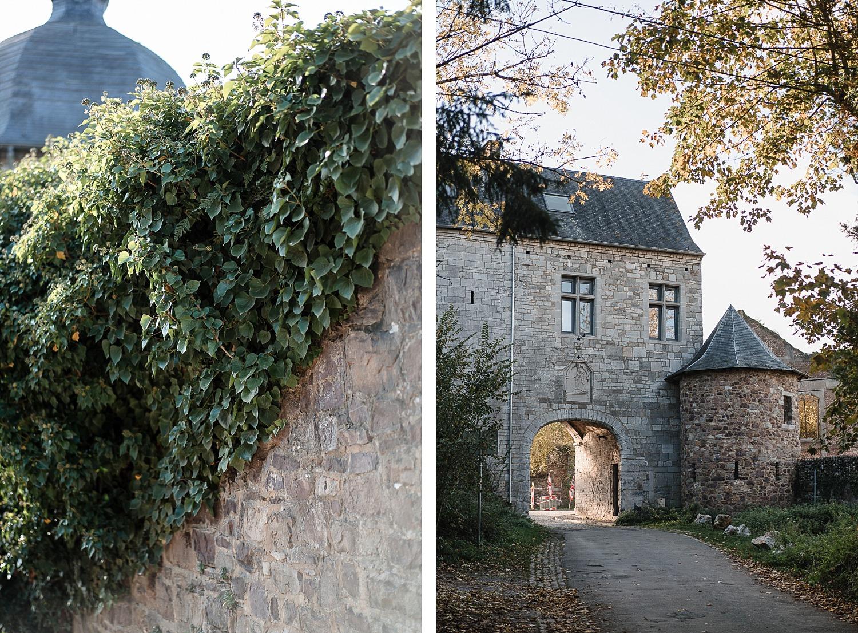 Randonnée autour de l'Abbaye d'Aulne 18