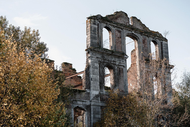 Randonnée autour de l'Abbaye d'Aulne 5