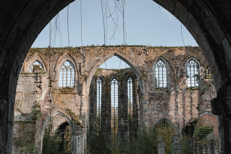 Randonnée autour de l'Abbaye d'Aulne 6