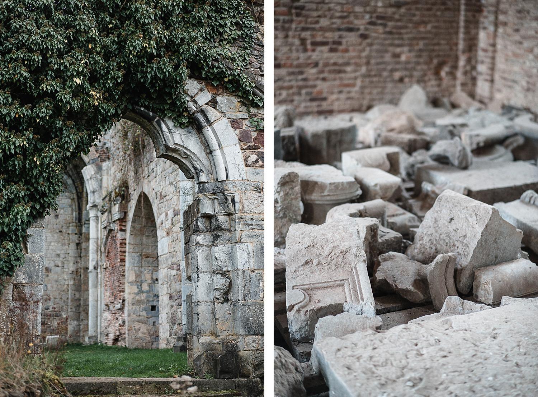 Randonnée autour de l'Abbaye d'Aulne 4