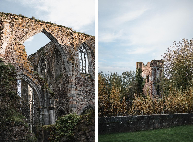 Randonnée autour de l'Abbaye d'Aulne 2