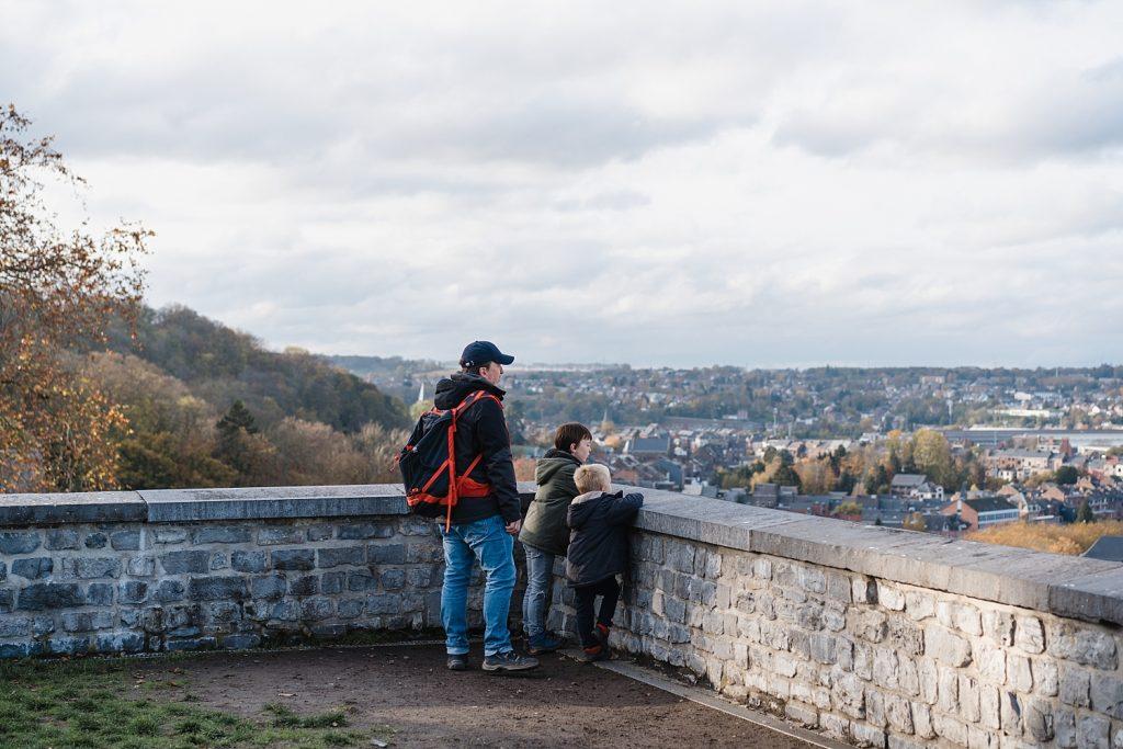 A la découverte de Namur avec Totemus 65