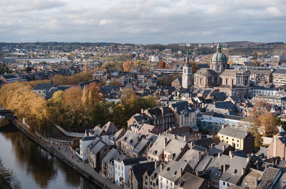 A la découverte de Namur avec Totemus