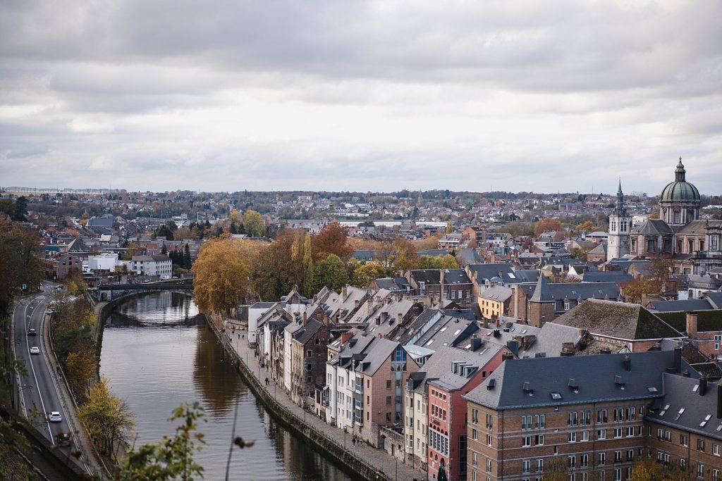 A la découverte de Namur avec Totemus 73