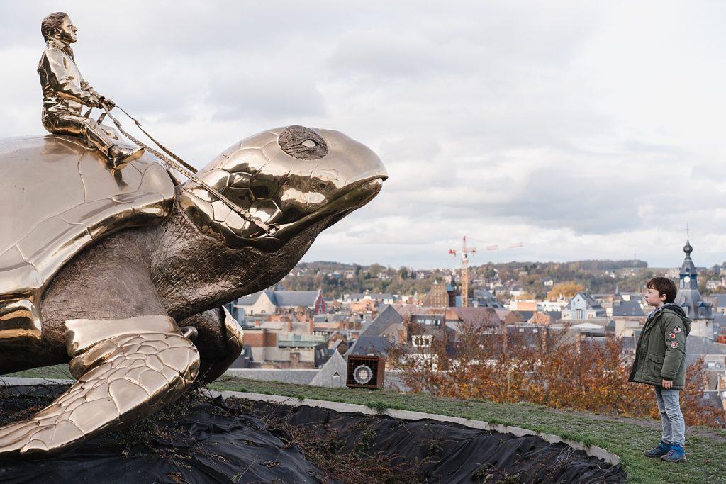 A la découverte de Namur avec Totemus 70