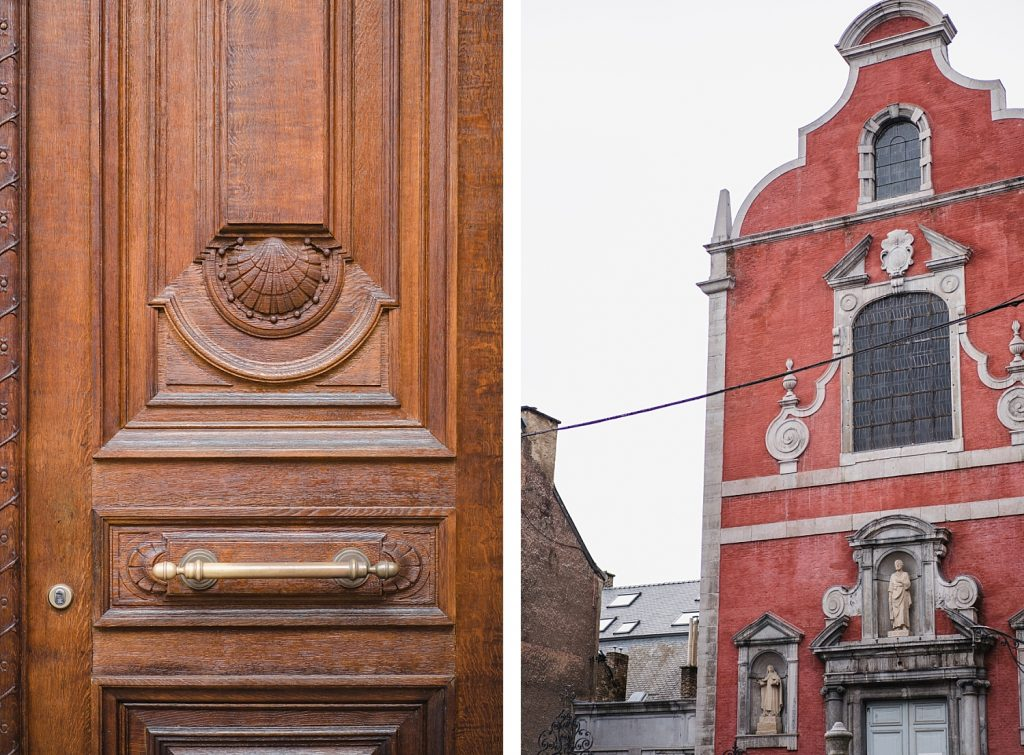 Namur - découverte de la ville