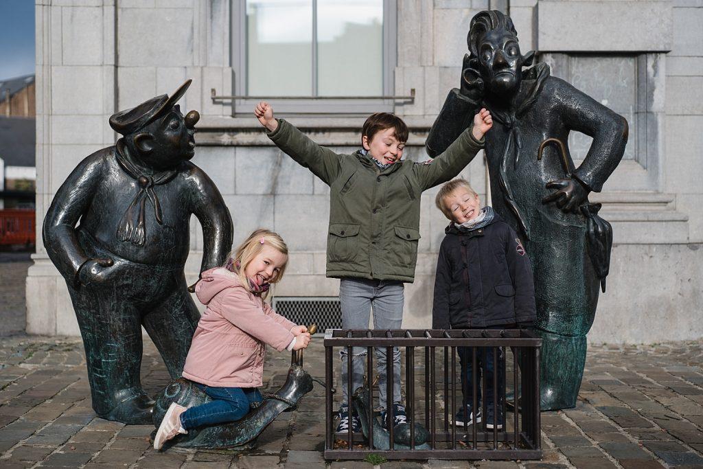 A la découverte de Namur avec Totemus 6